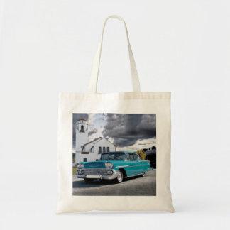 Chevy Bel Air Belair Chevrolet Klassiker-Auto 1958 Tragetasche