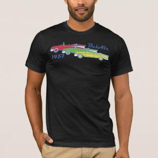 Chevy Bel Air-konvertierbares klassisches Auto T-Shirt