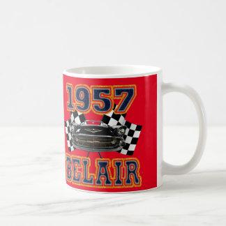 Chevy Belair Kaffeetasse 1957
