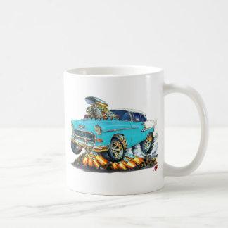 Chevy Belair Türkis-Auto 1955 Kaffeetasse