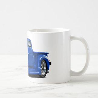 Chevy Blau-LKW 1950-52 Kaffeetasse