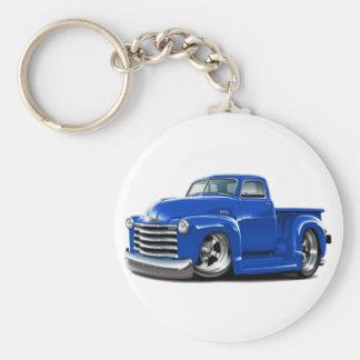 Chevy Blau-LKW 1950-52 Schlüsselanhänger