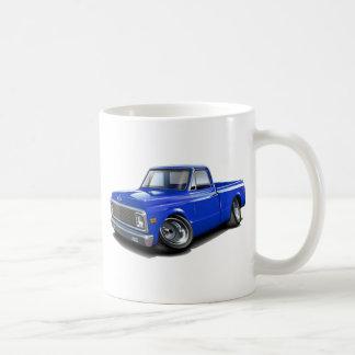 Chevy C10 Blau-LKW 1970-72 Kaffeetasse
