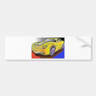 Chevy Camero Autoaufkleber