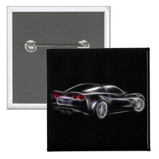 Chevy Chevrolet Corvette ZR1 Sport-Auto Button