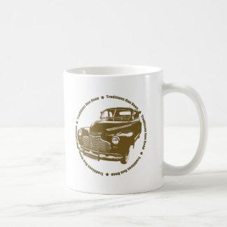 Chevy Coupé-traditionelles frisiertes Auto 1941 Kaffeetasse