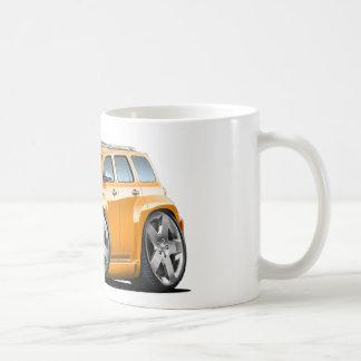 Chevy HHR Orangen-LKW Kaffeetasse