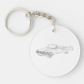 Chevy Impala 1960 Schlüsselanhänger