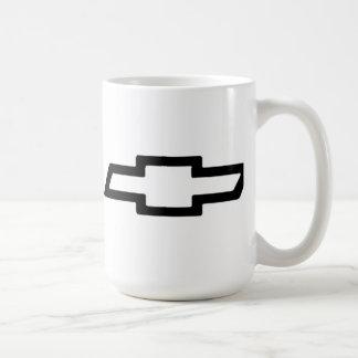 chevy Logoschale Kaffeetasse