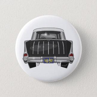 Chevy Nomade 1957 Runder Button 5,7 Cm