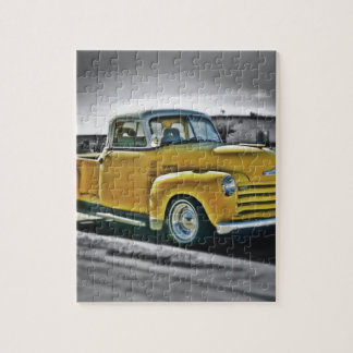 Chevy Pick Up Foto Puzzles