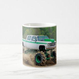 Chevy Schlamm-Rennläufer Kaffeetasse