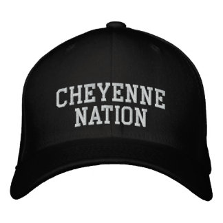 Cheyenne-Nation Besticktes Baseballcap