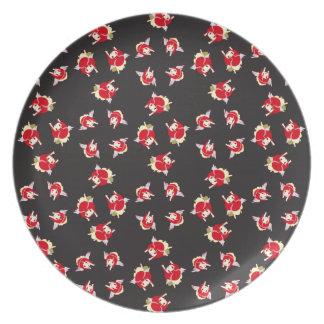 Chi pattern-01 melaminteller