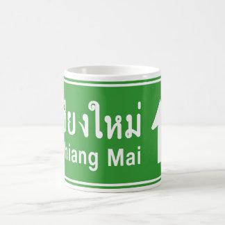 Chiang Mai voran ⚠ thailändisches Kaffeetasse