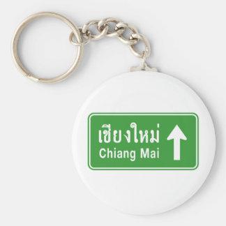 Chiang Mai voran ⚠ thailändisches Schlüsselanhänger