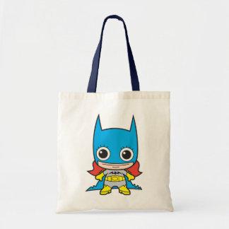 Chibi Batgirl Leinentasche