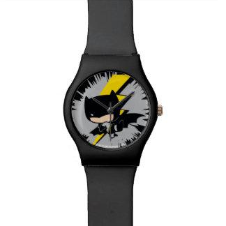 Chibi Batman Blitz-Tritt Armbanduhr