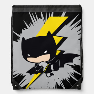 Chibi Batman Blitz-Tritt Sportbeutel