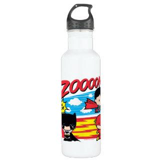 Chibi Batman zu langsam! Edelstahlflasche