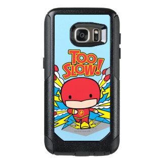 Chibi Blitz, der Rockets überholt OtterBox Samsung Galaxy S7 Hülle