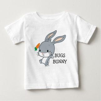 Chibi BUGS BUNNY ™ mit Karotte Baby T-shirt