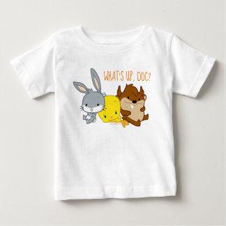 Chibi BUGS BUNNY ™, TWEETY™ u. TAZ™ Baby T-shirt