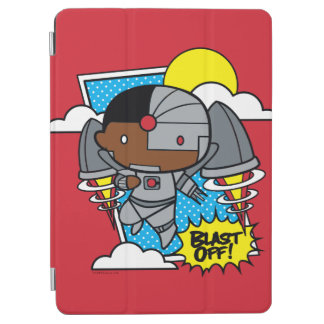 Chibi Cyborg starten weg! iPad Air Hülle