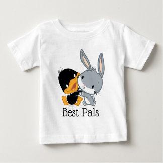 Chibi DÄMLICHES DUCK™ u. BUGS BUNNY ™ Baby T-shirt