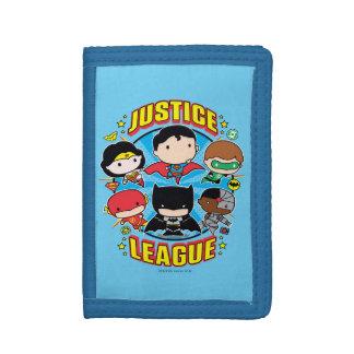 Chibi Gerechtigkeits-Liga-Gruppe
