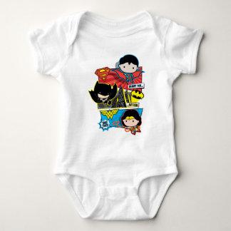 Chibi Helder bereit zur Aktion! Baby Strampler