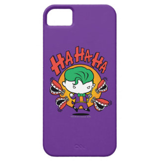 Chibi Joker mit den Spielzeug-Zähnen Etui Fürs iPhone 5