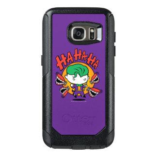 Chibi Joker mit den Spielzeug-Zähnen OtterBox Samsung Galaxy S7 Hülle