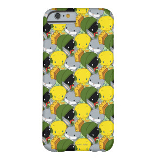 Chibi MARVIN das MARTIAN™, TWEETY™ u. BUGS BUNNY ™ Barely There iPhone 6 Hülle