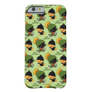 Chibi MARVIN das MARTIAN™ u. das DÄMLICHE DUCK™ Barely There iPhone 6 Hülle