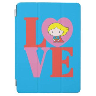 Chibi Supergirl LIEBE iPad Air Hülle