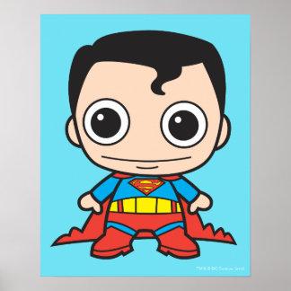 Chibi Supermann Poster