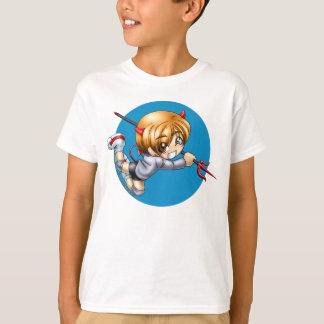 Chibi Teufel-Shirt, Kind T-Shirt