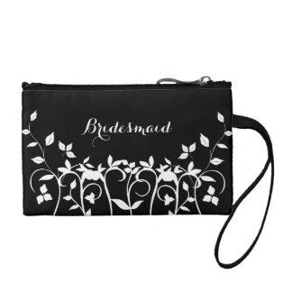Chic-Brautjungfern-kosmetische Tasche -