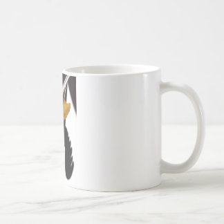 Chic-Leiste Kaffeetasse