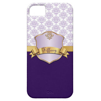 Chic Lila und Lavendel iPhone 5S Fall Etui Fürs iPhone 5