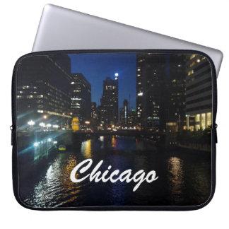 Chicago-Fall Laptopschutzhülle