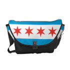 Chicago-Flaggen-Bote-Tasche Kuriertasche