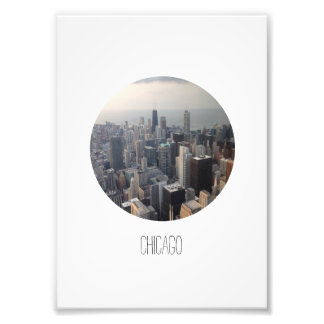 Chicago Fotodruck