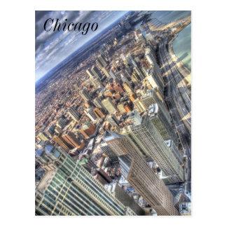 Chicago, IL Postkarte