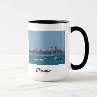 Chicago-Marine-Pier Tasse