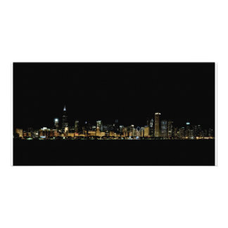 Chicago Photo Grußkarte