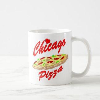 Chicago-Pizza Kaffeetasse