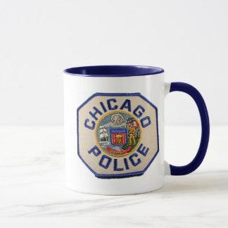 Chicago-Polizeikaffee-Tasse Tasse