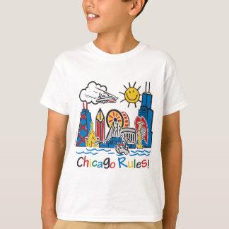 Chicago-Regeln T-Shirt